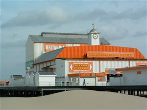 Image accompanying MP3 audio clip: Britannia Pier ( KB)