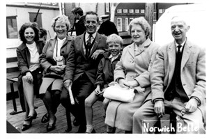 Photo: Illustrative image for the 'Norwich Belle' page