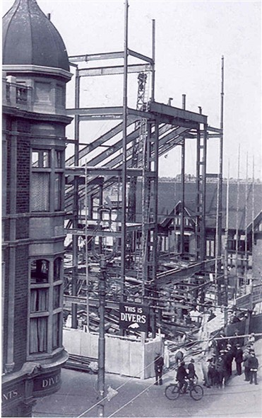 Photo: Illustrative image for the 'The building of the Regal Cinema and the cinema in the 1930s' page