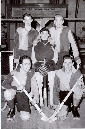 Photo: Illustrative image for the 'Comets Roller Hockey team' page