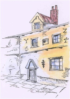 Photo:Drawing of Fullers Hill