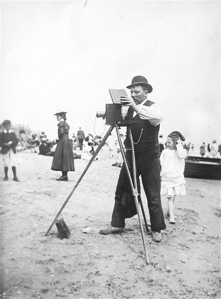 Photo: Illustrative image for the 'Great Yarmouth Beach Photographer' page