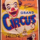 Photo: Illustrative image for the 'Circus' page