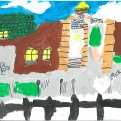 Photo: Illustrative image for the 'Art Work by Juniper Class' page