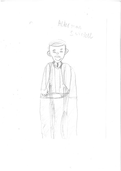 Photo: Illustrative image for the 'Alderman Swindell Primary School by Raven Class' page