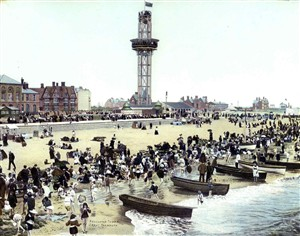 Photo: Illustrative image for the 'Great Yarmouth Beach Photographers' page