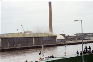 Photo:Power Station gone