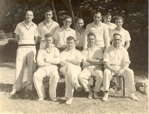 Photo: Illustrative image for the 'Grouts Cricket Team' page