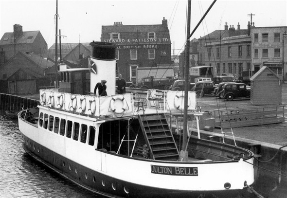 Photo:oulton belle after conversion