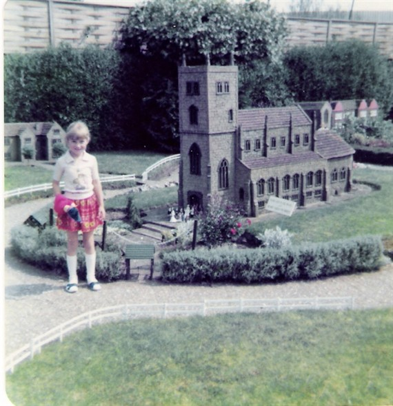 Photo:Merrivale 1978 - when I was 6